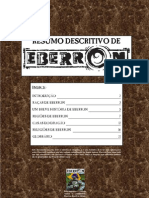 Eberron - Resumo Descritivo