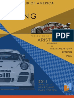 2011 KCRPCA Club Race Program