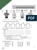 Ficha de Avaliação Diagnóstica - Matemática (word) (1)