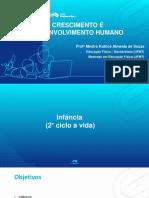 Aula 02. Crescimento e Desenvolvimento Humano  PDF