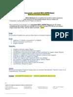 Consultant MOA JASPER Report