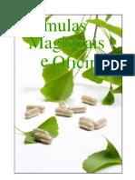 Formulas Magistrais e Oficinais