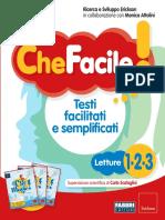 #Che Magie - Che Facile Letture 1, 2, 3