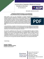 Boletin Sobre Ley de Garantias - Acopi