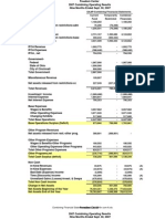 14-Combining Financial Statements-Sept. 30, 07-fin com-A