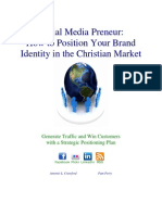 Social Media eBook from Pam Perry and Antonio Crawford