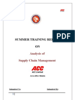 organisation study of acc cement Cement is one of the most widely used substances on earth making cement is an energy and resource intensive process with both local and global environmental, health and safety.