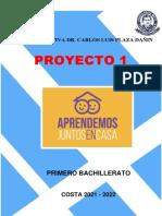 Proyecto 1 - Primero