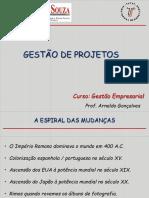 Gestão Projetos