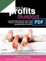CLIENT ATTRACTION & PROFITS BLUEPRINT - By Ben Angel