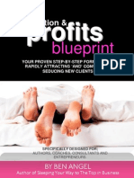 CLIENT ATTRACTION & PROFITS BLUEPRINT - By Ben Angel