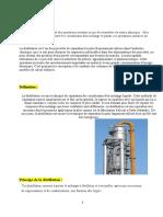 Dernier Tp Distillation