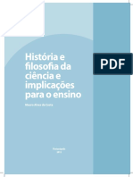 Pos Ciencias - Historia e Filosofia Da Ciencia - MIOLO