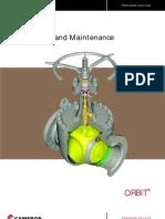 Orbit valve IOM