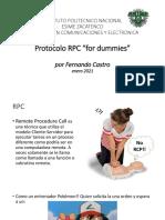 Protocol RPC for dummies by Fernando Castro