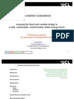 Uk Energy Scenarios_2006