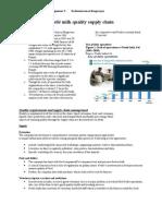 Supply Chain Management Assignment 2 Kothandaraman Rengarajan