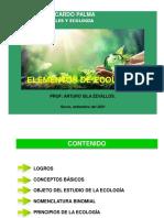 ELEMENTOS DE ECOLOGIA