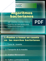 Marchas bacteriol gicas
