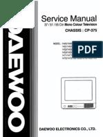 Daewoo CP-375