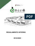 Regulamento Interno - Documento Em Fase de Consulta