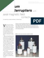 ABB Vacuum Interupters M248