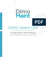DIMO Maint OM Configurations Informatiques (1)