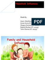Family and Household Influences