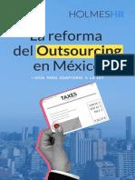 La Reforma Del Outsourcing