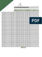 Anexo F - Relatório Técnico Mensal