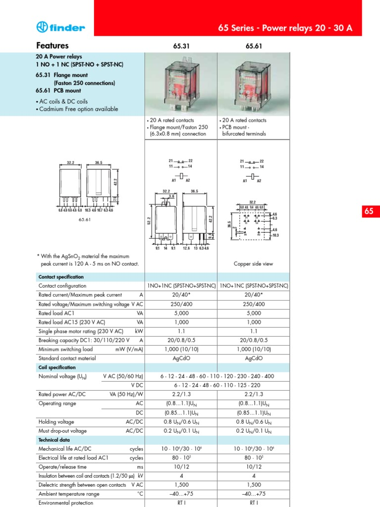 12 Volt Dc Relay Data Sheet Switch Reed Contact Protection Diagram 2