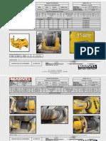 Mvl-001-033-0250-21 1510052 Winche de La Sub Estructura de La Mesa Ods