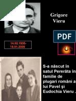 Grigore Vieru,poet al neamului!