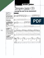 Impro Jazz Concept Du Son Et Du Mouvement