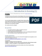 IPR4EE Scenario 5 - Finding Free Material