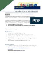 IPR4EE Scenario 6 - Learning Development