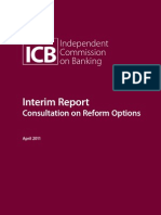 UK Independent Commission on Banking