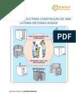 Manual de Guia Para Construcao de de Uma Latrina Domiciliar