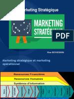 Marketing Stratégique Mme BENSEDDIK