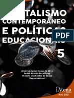 Ebook Capitalismo Contemporâneo e políticas educacionais.