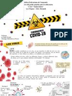 Covid - 19 [Biología, Física, Matemática]