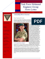 TFH Engineer Group Newsletter Edition 2 010411