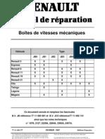 RENAULT MANUEL DE REPARATION
