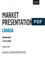 Aviation Canada - Insurance Penetration