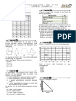 2ª P.D - 2012  (Mat. 6° Ano - BPW)
