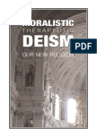 Moralistic Therapeutic Deism by R. Albert Mohler, Jr.