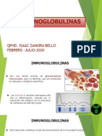 Unidad Vi- Inmunoglobulinas Izb 2020