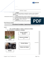 61_Português_1Ano_O Alfabeto Sem Juízo, De Luísa Ducla Soares