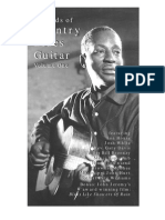 Legends of Country Blues Guitar Vol.I