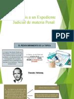 Análisis a Un Expediente Judicial de Materia Penal